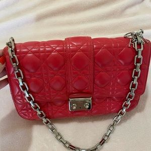 1150$Miss Dior Cannage! In Excellent condition!
